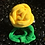 Thumbnail: Plush Yellow Rose