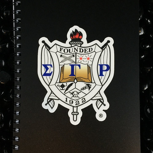 Shield Notebook