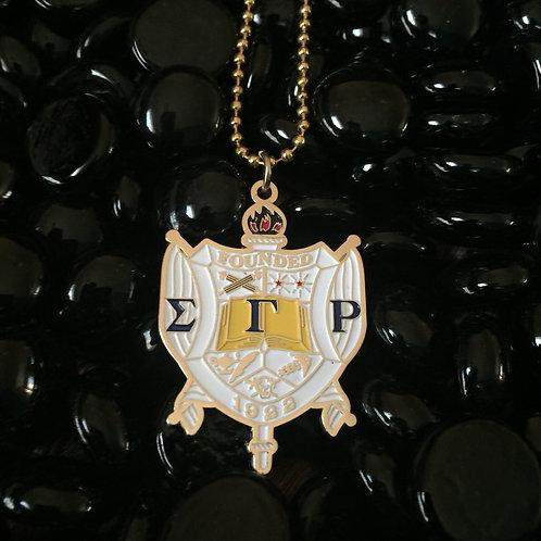 Shield Medallion