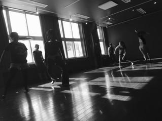 【12月から9月:札幌】札幌でコンテンポラリーダンスレッスン継続です!