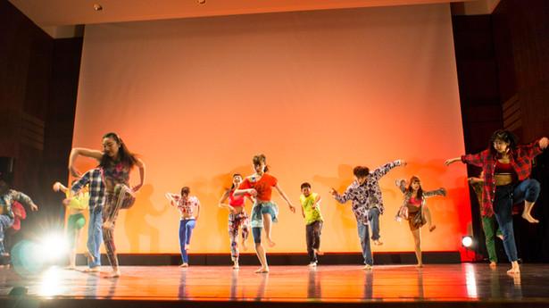 尚美学園大学芸術情報学部舞台表現学科−ダンスパフォーマンス− 2016