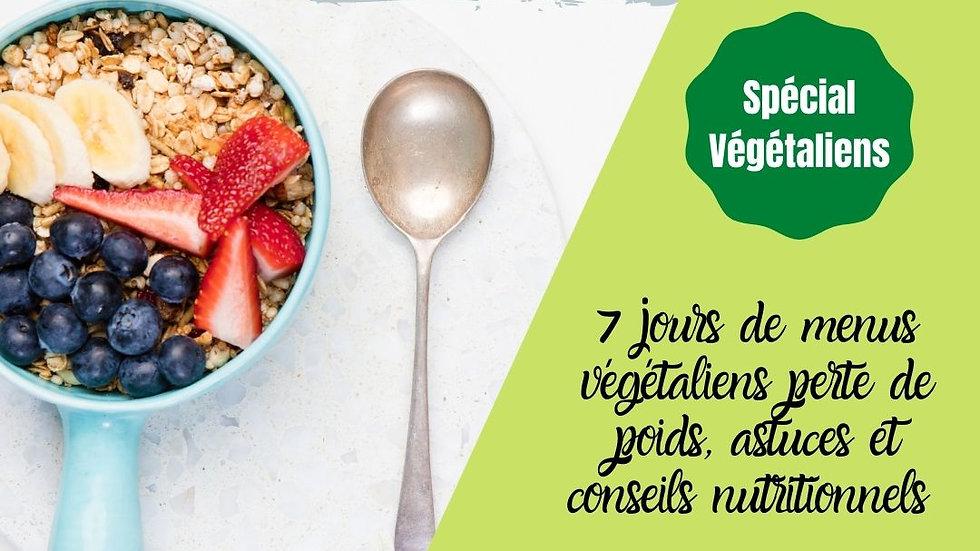Challenge Sèche Végétalien