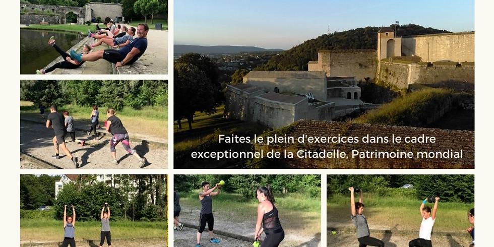 Summer Outdoor Training