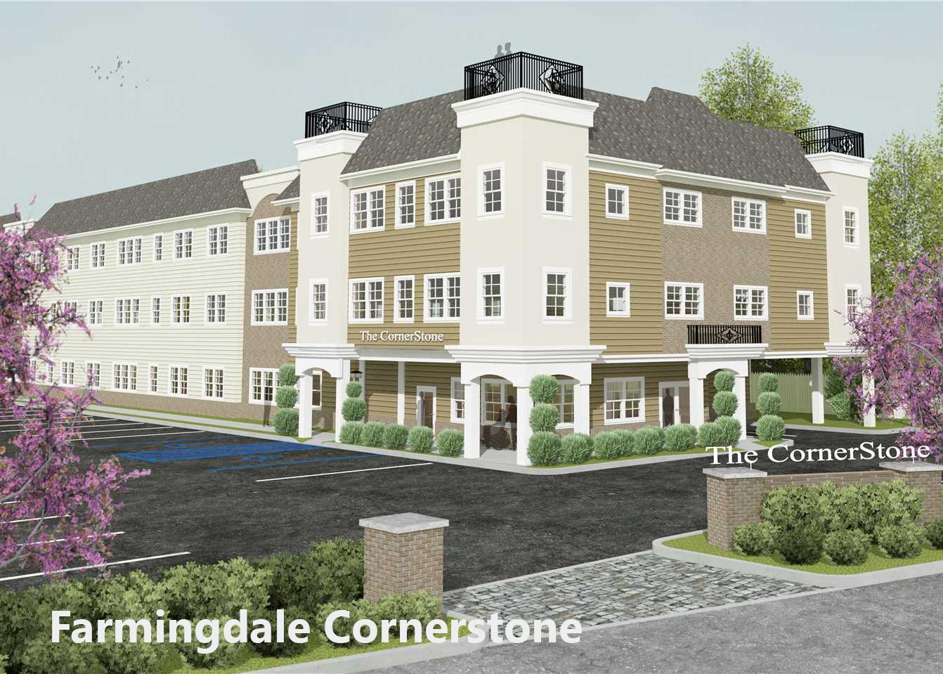 Farmingdale Cornerstone - Sound Beyond