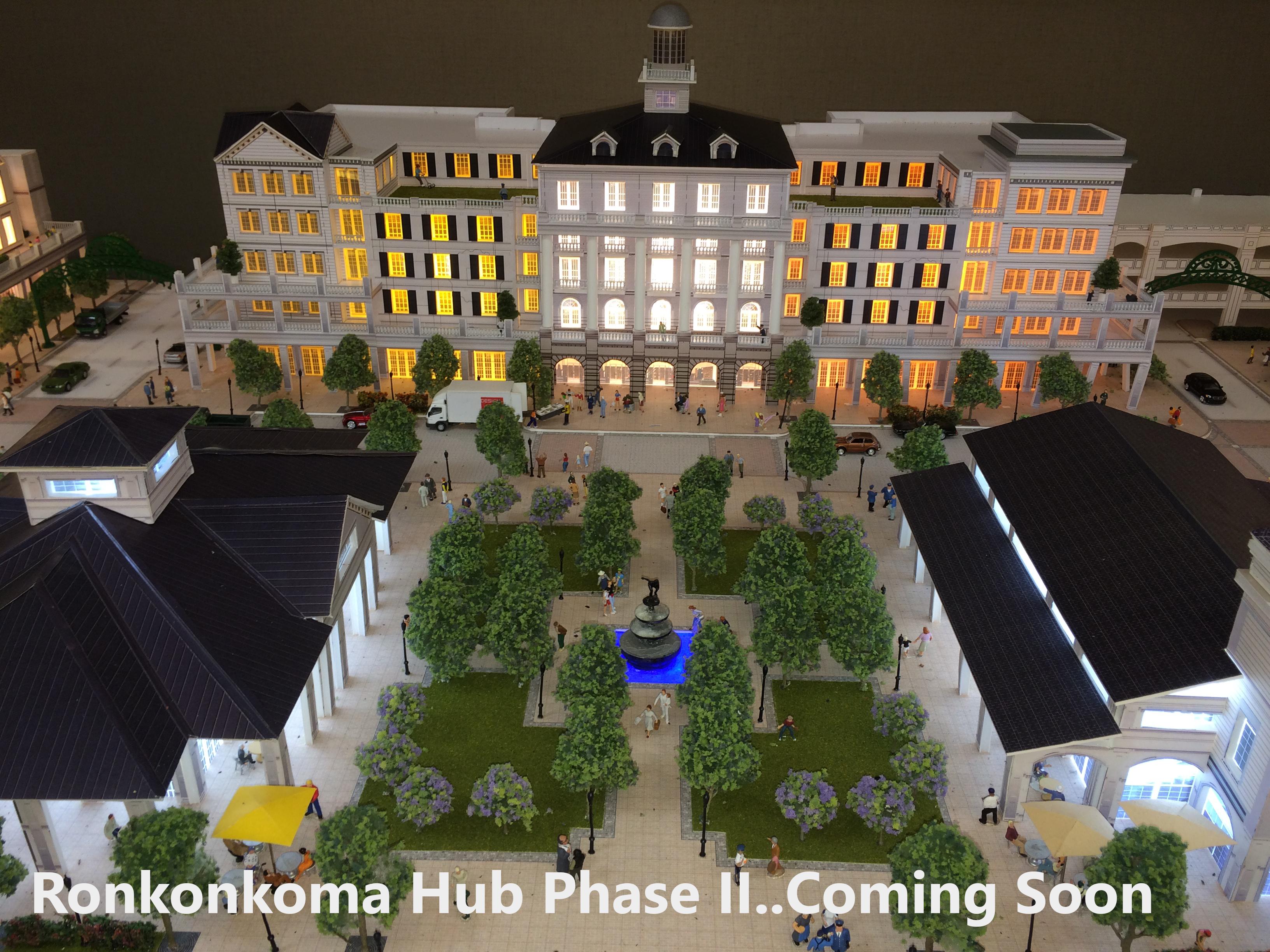 Ronk Hub Phase II - Sound Beyond