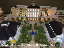 Ronk Hub Phase II - Sound Beyond
