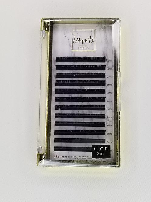 0.07mm Volume Lash Tray