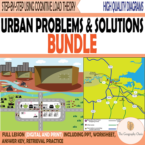 Urban Problems and Solutions: Case Study Pack