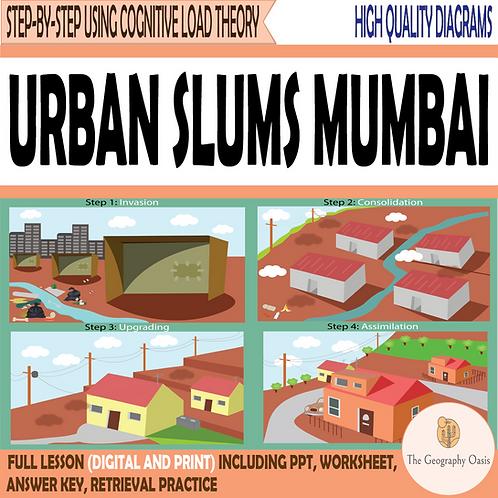 Rapid Urban Growth and Slums: Mumbai