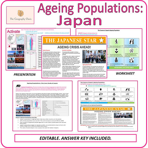 Ageing Populations: Japan