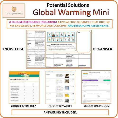 Global Warming: Solutions (MINI)