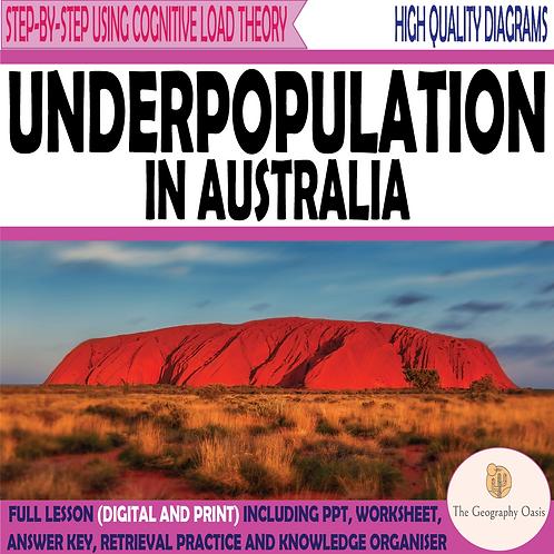Underpopulation (Australia)