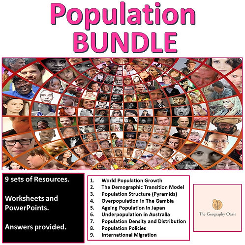 Population BUNDLE