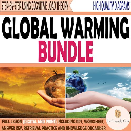 BUNDLE- Global Warming