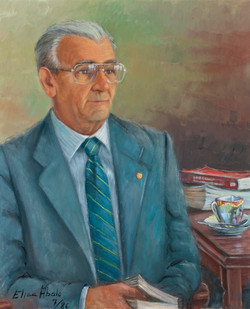 Adolfo Abalo Alonso, O Mestre