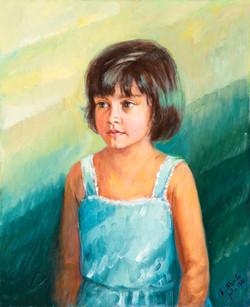 A miña filla Cristina