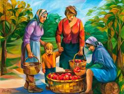 Vendendo mazás