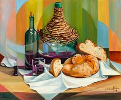 Pan e viño II