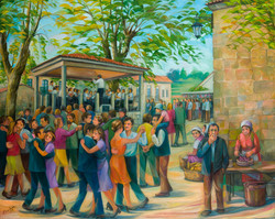 Festa de San Bieito de Lantaño