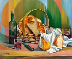 Pan e viño I