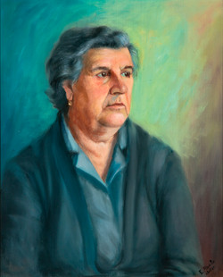 A miña nai Delia Méndez
