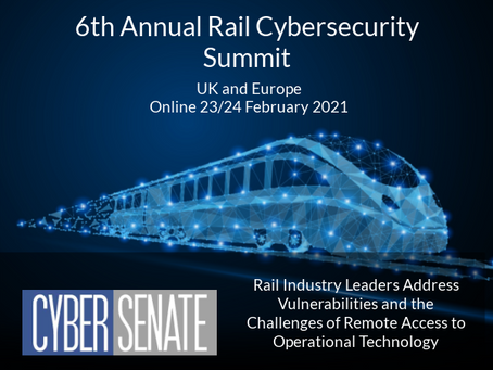 Rail Industry Leaders Address Remote Access to Operational Technology