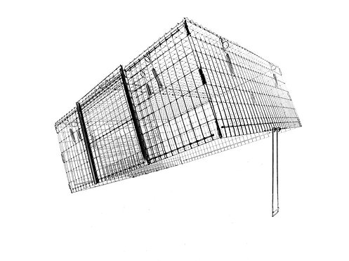 Tomahawk Collapsible Drop Trap for Cats