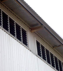 Warehouse bird proofing