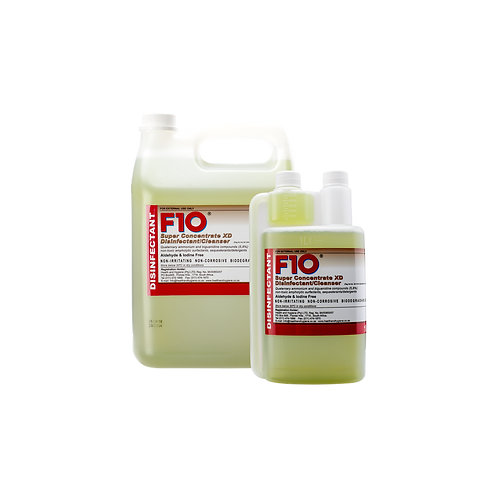 F10 Super Concentrate Disinfectant with Detergent