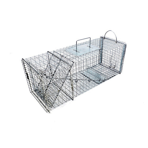 Tomahawk Pro Trap with One Trap Door and Rear Access
