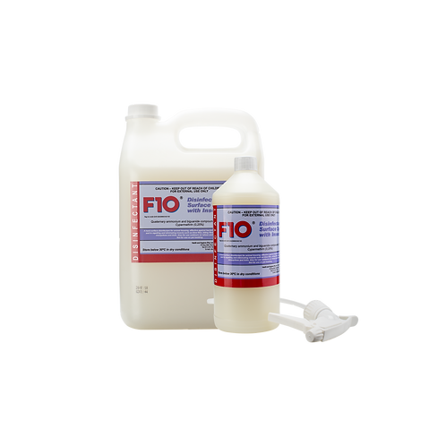 F10 Disinfectant Surface Spray with Insecticide