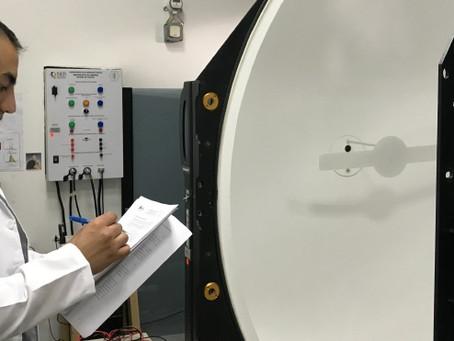 IIGE tiene el único laboratorio acreditado en el paíspara la evaluación de tecnología LED