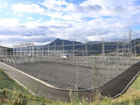 CELEC realizó pruebas de la línea de transmisión de interconexión con Colombia a 230 mil voltios