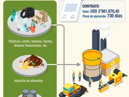 Petroecuador invierte cerca de USD 3 millones para el manejo de desechos de Refinería Esmeraldas