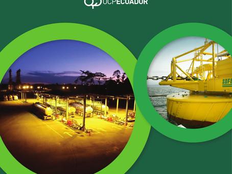 OCP ECUADOR rompe récord de exportación de crudo colombiano