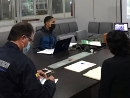 IIGE participó en la reunión del Comité Ecuatorianode Geoparques