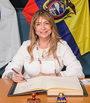 Ecuador Signs the ICSID Convention