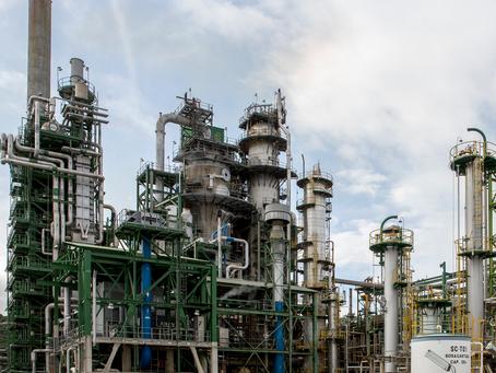 Puntos calientes de Unidad FCC de Refinería Esmeraldas fueron corregidos, tras mantenimiento.