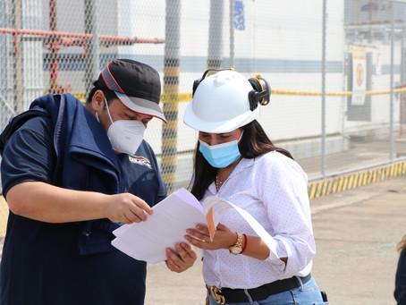 La recuperación de las centrales térmicas de Electroguayas avanza bajo el liderazgo de dos mujeres