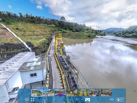 Se inicia el mantenimiento semestral de la Unidad 1 de la central hidroeléctrica Manduriacu.