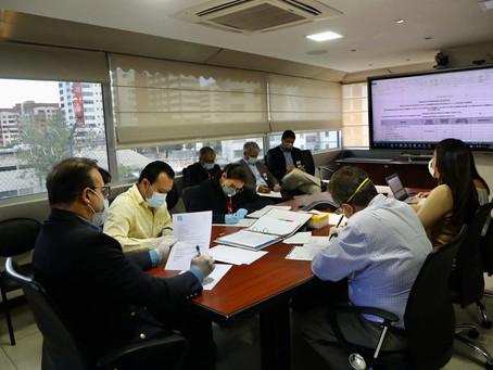EP Petroecuador adjudicó la importación de 590.000 barriles de Nafta Ron Nº 80