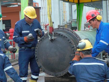 EP Petroecuador realiza mantenimiento programado en Refinería Shushufindi