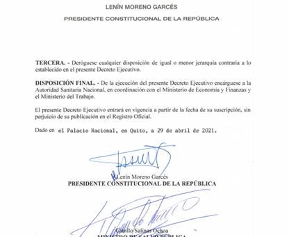 """Se fusiona ACESS y ARCSA en una sola entidad denominada ARCSAMED - """"Doctor Leopoldo Izquieta Pérez"""""""
