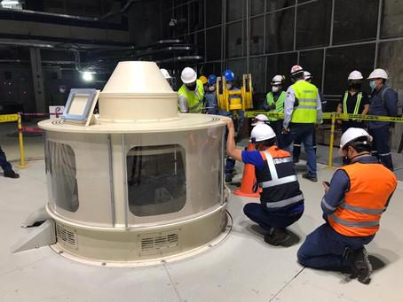 Iniciaron las pruebas en la central Sarapullo del proyecto hidroeléctrico Toachi Pilatón de 254.4 MV