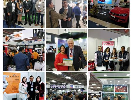 La feria Oil&Power 2019 se realizó en Quito - Ecuador