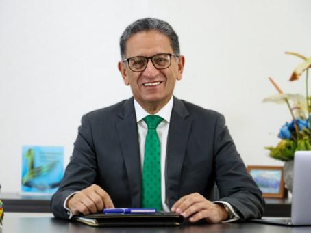 Juan Carlos Bermeo Calderón es el nuevo Ministro de Energía y Recursos Naturales No Renovables