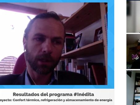 IIGE socializa resultados de proyecto INÉDITA