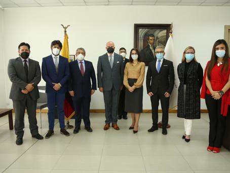 Gestión de la Ministra Garzón se enfocará en 4 ejes estratégicos de salud