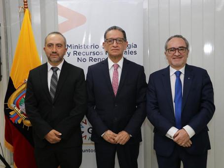 Carlos Hernán Suárez Luna es el nuevo Viceministro de Hidrocarburos