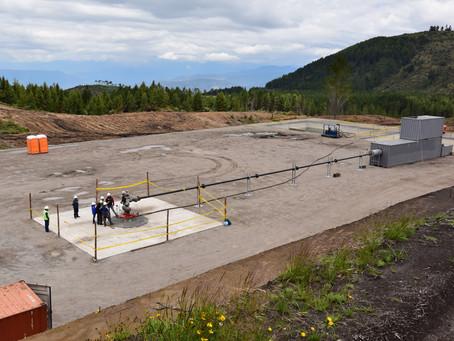 Chachimbiro, Imbabura, tendrá la primera central de generación eléctrica con energía geotérmica